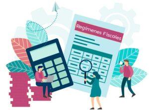 Lee más sobre el artículo Tipos de regímenes fiscales que existen en México